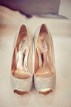 Glitter + Badgley Mischka = LOVE