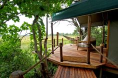 Glamping Getaway – Sanctuary Retreats, Africa #glamping relaxation