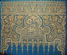 Kenmare... bobbin lace detail...