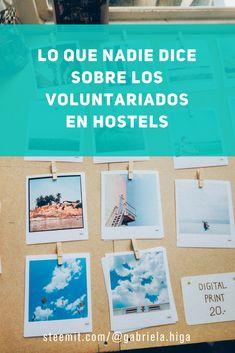 Cómo es ser voluntaria en un hostel #hostel #voluntaria #viajera #viajar #helpx Hostels, Eurotrip, Ideas Para, My Dream, Backpacking, Madrid, Travel Tips, Places To Go, Europe