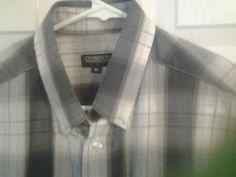 $3.75 Men's Shirt Medium Plaids