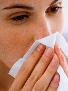 Stop Winter Allergies