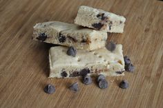 Espresso Chocolate Chip Shortbread Cookies | averysweetlife.com