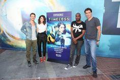 Timeless Show, Timeless Series, Hot Men, Hot Guys, Falling Skies, Matt Lanter, Black Sails, Best Seasons, Big Bang Theory