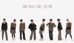 UNA RIGA TIRA L'ALTRA!! In vendita in tutte le boutique Martino Midali e sul nostro SHOP ONLINE!  http://www.martinomidali.com/store/it/moods/righe-su-righe.html  #midali #martinomidali #righe #lines #over #graphic #fashion