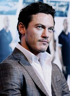 Luke Evans is deliciously devilish. And that Welsh accent!