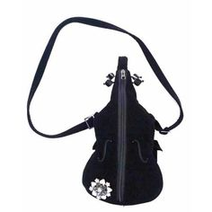 Symphony Black Violin Purse or Gig Bag Elegant Purse for symphony whether you play in the symphony or you are a patron!!! $84.95