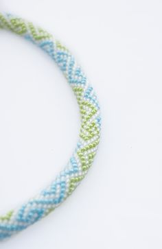 "❤ ""Pastel Pattern"" Necklace by Natalia Dąbrowska #Lowyt"