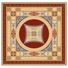 Ковер Русская классика Raphael Grand #carpet #rug