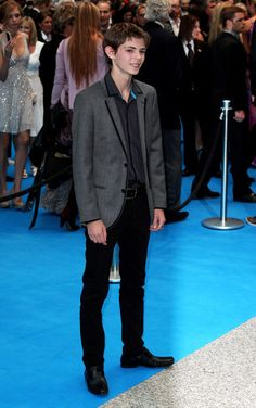 Robbie Kay <3 Snazzy outfit
