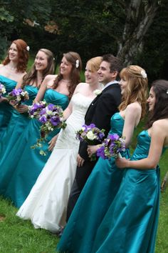 teal wedding decor | teal and purple wedding | Reference For Wedding Decoration