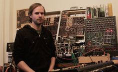 Matthew Regula's Homemade Synthesizers Prove DIY Is Still Alive   The Creators Project