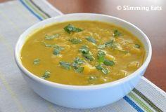 curried cauliflower soup slimming world