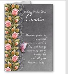 happy birthday cousin birthday card for aunt birthday card sayings happy birthday ecard