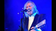 Barry Gibb...such a beautiful song and still a beautiful man!! Love you Barry!!