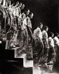 Marcel Duchamp Descends a Staircase Eliot Elisofon Photo 1952 http://ift.tt/2nZWFTK