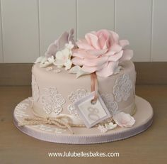 Elegant Eighty! by Lulubelle's Bakes