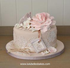Elegant Eighty! by Lulubelle's Bakes