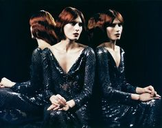 """I am done with my graceless heart/  So tonight I'm gonna cut it out and then restart"" Florence and the Machine ""Skake It Out"" from her new album ""Ceremonials"""