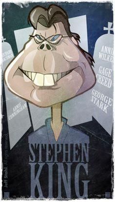 Stephen King - Rosana Raven ☠~