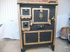 Restauración de una preciosa cocina de hierro de estilo rústico