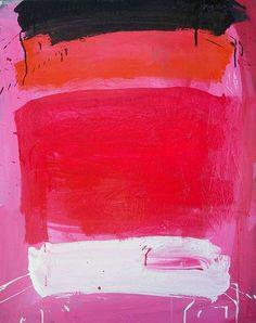 Shohei Hanazaki #pink #orange #art