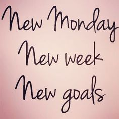 Ok Monday lets do this  . Set & Share 1 goal for this week below  (just by typing it will increase the likelihood of following through promise ) . . Mine is to do a 1 day juice cleanse mid week! Im starting a 3day next week so Im easing my way in this week! . . #teamleeandmariaswellness #teamleeandmarias