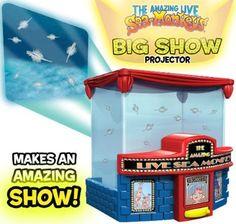 Avner-Toys Big Show Sea Monkeys Projector Pet Shrimp, Sea Monkeys, Star Magic, Big Show, Winning The Lottery, Old Signs, Educational Games, Big Time, Dear Santa