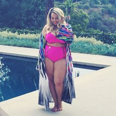 The Curvy Fashionista | The Plus Size Women in Fashion to Watch in 2015