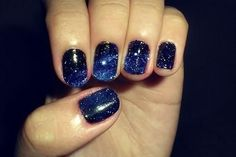 galaxy nails that I must have
