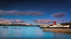Popular on 500px : The Maid Of The Loch by adamwestphoto