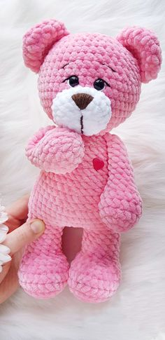 Amigurumi schemes in Russian. Doll Patterns Free, Crochet Toys Patterns, Stuffed Toys Patterns, Free Pattern, Amigurumi Doll Pattern, Crochet Teddy Bear Pattern, Free Crochet, Baby, Crochet Dolls