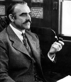 Sean Connery - Murder on the Orient Express