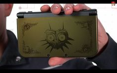 Majora's Mask New 3DS Console and Release Date Revealed - IGN