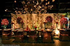 Resultado de imagem para casamento rustico chic mesa do bolo