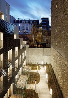 Gallery of Social-Housing Units in Paris / Atelier du Pont - 7