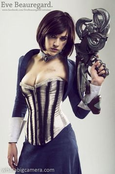 Taken by http://WhatABigCamera.com   Www.twitter.com/eve_beauregard   BIO SHOCK:Infinite   Elizabeth Cosplay