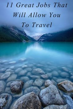 Visit TopTravelLists.Com Want to travel the world without having to worry about making money? These 11 jobs will allow you to travel the world!! Click through to see if any of these jobs will work for you!