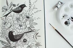 Oana Befort: Sketchbook no.35