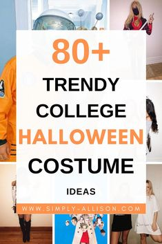 this is the best college Halloween costume list that I've ever seen. I absolutely love all the creative costume ideas that I could do with my best friend or my boyfriend. If you need some costume ideas that you could DIY or that is cheap you should totally check out this blog post.#halloween #halloweencostumeideas #collegehalloween Creative College Halloween Costumes, Cute Group Halloween Costumes, Cute Halloween, Halloween 2017, College Fun, Costume Ideas, Bestfriends, Apartment Ideas, Boyfriend