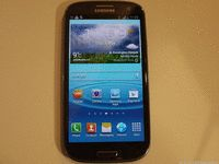 CNET's comprehensive Samsung Galaxy S III - pebble blue (unlocked) coverage includes unbiased reviews, exclusive video footage and Cell Phone buying guides. Compare Samsung Galaxy S III - pebble blue (unlocked) prices, user ratings, specs and more.