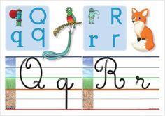 Abécédaire : référent écriture pour la classe