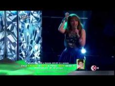 Natalia Sosa - El me mintió - La voz México