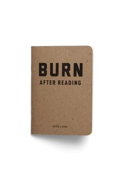 Bound and printed in Portland, OR, this notebook is the perfect pocket carry jotter. 3-pack 32 pages each 100% Recycled