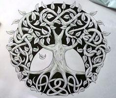 Celtic tree of life 2 by ~Tattoo-Design on deviantART