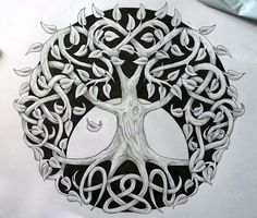 Celtic tree of life 2 by ~Tattoo-Design on deviantART