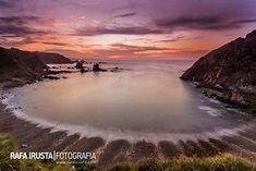 Image result for playa del silencio, asturias, spain