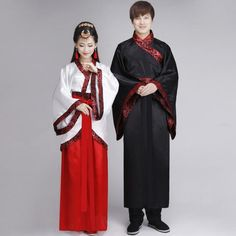 Mujeres Hombre Capa Traje Hanfu Hanfu Traje Chino Tradicional Vestido Chino…  Vestimenta China 2fd8ce46956c
