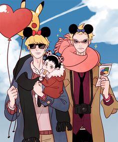 Trafalgar D  Water Law Donquixote Doflamingo Joker Donquixote Rosinante Corazon Cora-san Donquixote Brothers One Piece