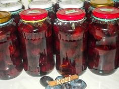 Oreo, Mason Jars, Food And Drink, Cooking Recipes, Cookies, Canning, Drinks, Diy, Crack Crackers